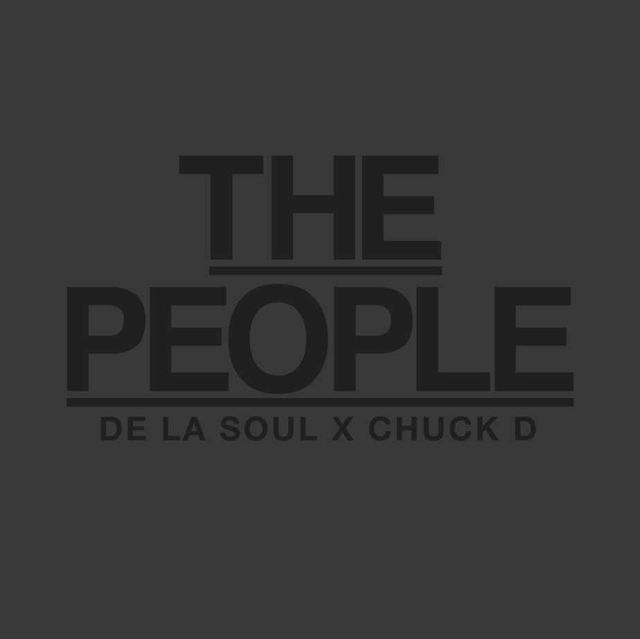 ThePeople_ChuckD_Album
